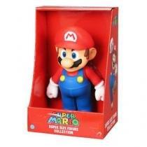 Mário Super Mário Bros. (21cm) Banpresto MF Imports
