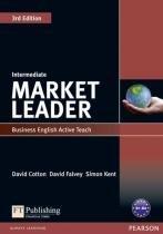 Market leader intermediate active teach cd-rom - 3rd edition - Pearson audio visual