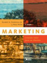 Marketing - Criando Valor para os Clientes - Saraiva editora