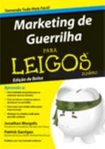 Marketing de guerrilha para leigos - Alta books