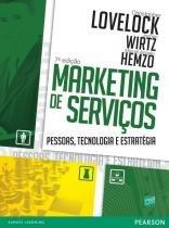 MARKETING DE SERVICOS - 7ª EDICAO - 9788576058885 - Pearson/nacional