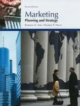 Marketing Planning And Strategy - Custom - 1