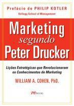 Marketing segundo peter drucker - M.books