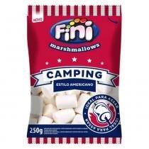 Marshmallow Camping para Assar Tradicional 250g - Fini -