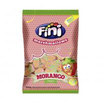 Marshmallow Morango 500g - Fini -