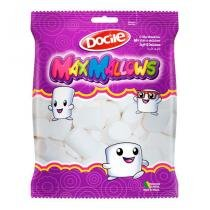 Marshmallow Tubo Branco 250g MaxMallows - festabox
