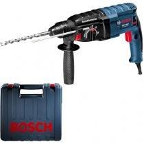 Martelete Perfurador 800W GBH 2 24 D C/ Maleta 110V - BOSCH - Bosch
