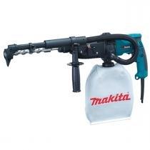 Martelete perfurador e rompedor com coletor de pó hr2432 - makita -