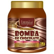 Máscara Bomba de Chocolate 1Kg Forever Liss - Forever Liss