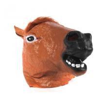 Máscara Cabeça de Cavalo - Aluá festas