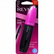 Máscara de cílios revlon ultra volume 051 blackest black 8,5ml -