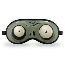 Máscara de Dormir em neoprene - Zumbi - Yaay