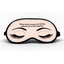 Máscara de Dormir Frases 2 - Mf imports