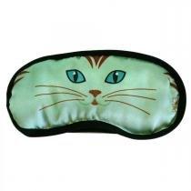 Máscara de Dormir Gato ChocoMenta - Dom Gato -