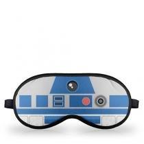 Mascara de Dormir Robo R2D2 Star Wars Faces - Gorila Clube