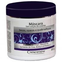 Máscara de hidratação capilar cabelo seco crescenew -