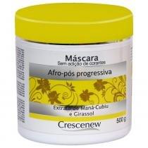 Máscara de hidratação capilar extra vigor cabelos afros crescenew -
