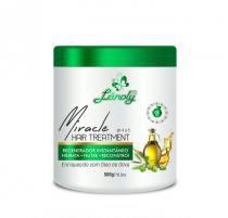 067f0bd26 Máscara de Hidratação Miracle Olive Oil Lánoly 500g -