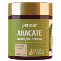 Máscara de Nutrição Intensa Yenzah - SPA do Cabelo Abacate - Yenzah