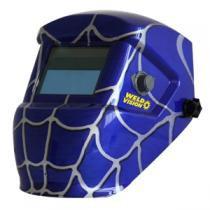 Máscara de Solda Personalizada Spider - Weld Vision - Weld Vision