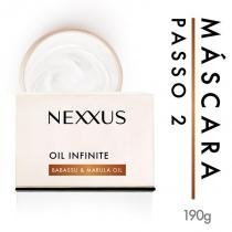 Máscara De Tratamento Nexxus Oil Infinite 190g -
