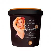 Máscara De Tratamento Soft Hair Resgate 120g -