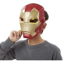 Máscara Eletrônica Homem de Ferro Capitão América - Guerra Civil Marvel Hasbro B5784