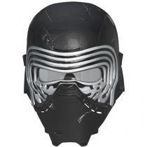 Máscara Eletrônica - Kylo Ren Star Wars - Hasbro