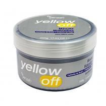 Máscara Matizadora Yellow Off 500g - Yenzah - Yenzah