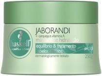 Máscara para Cabelo Hidratante Haskell Jaborandi - Equilíbrio  Tratamento 250g