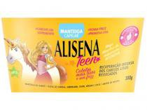 Máscara para Cabelo Hidratante Nova Muriel - Alisena Teen Manteiga Capilar 300ml