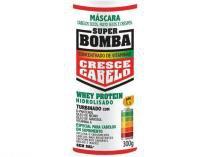 Máscara para Cabelos Hidratante Nova Muriel - Studio Hair Super Bomba Cresce Cabelo 300g