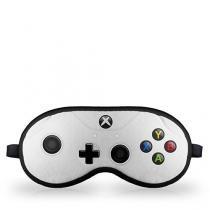 Mascara para Dormir Gamer Joystick ABYX Xbox - Cinza - Único - Gorila Clube