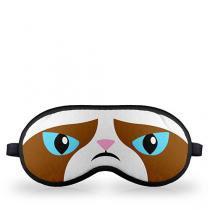 Mascara para Dormir Grumpy Cat Meme - Gorila Clube