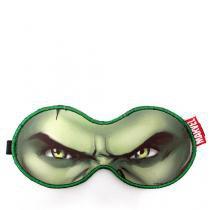 Máscara Para Dormir Hulk Quadrinhos HQ Marvel - Verde - Único - Gorila Clube