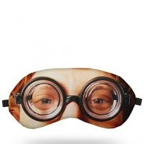Máscara para Dormir Óculos Nerd - Gorila Clube
