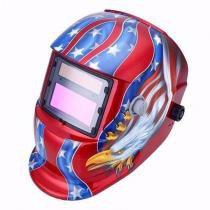 Máscara para Solda com Escurecimento Automático de 9 a 13 Modelo Águia EVALD / APOLLO -
