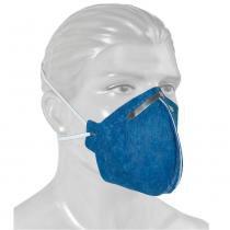 Máscara Respiratória Descartável Pff1 Sem Válvula - Proteplus