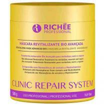 Máscara Revitalizante 500g Clinic Repair Richée Hidratação RC-033 -