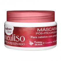 Máscara Salon Line Pós-Progressiva Meu Liso Progressivado 300g -