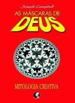Mascaras de Deus, as - V.4 - Mitologia Criativa - Palas athena-