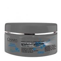Mask Platinum Charis - Máscara para Cabelos Descoloridos - 300g - Charis