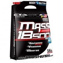 Mass 18500 - 3 Kg - Refil - Body Nutry -