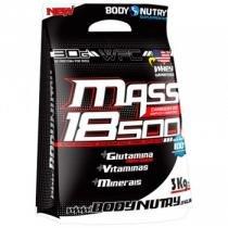 Mass 18500 - 3 Kg - Refil - Body Nutry - Body Nutry