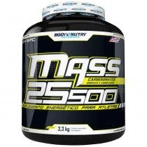 Mass 25500 - 3,3 Kg - Body Nutry - Body Nutry