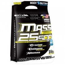 Mass 25500 + Creatine Magna Power - 3 Kg - Refil - Body Nutry -