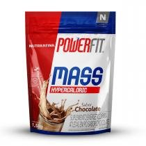 Mass 8500 - 1,5Kg - Powerfit - Nutrilatina - Chocolate - Nutrilatina
