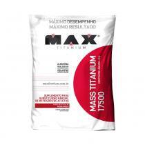 Mass Titanium 17500 3Kg Max Titanium - Hipercalorico -