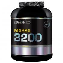 Massa 3200 Anti Catabolic Chocolate 3kg Probiótica - Probiotica