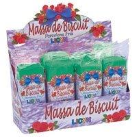 Massa De Biscuit 85 Gramas Verde Licyn S/L - 953509